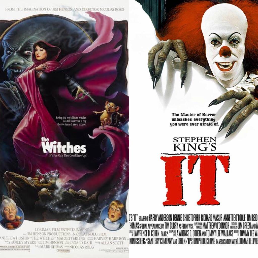 Películas de Miedo: Las Brujas, Eso